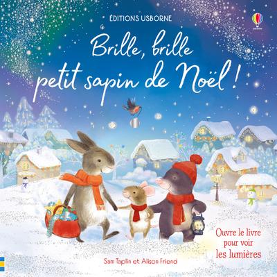 BRILLE, BRILLE PETIT SAPIN DE NOEL !