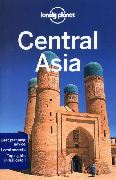 CENTRAL ASIA 6ED -ANGLAIS-