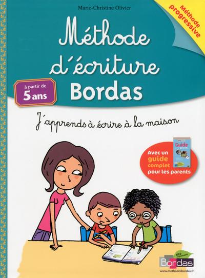 METHODE D'ECRITURE BORDAS