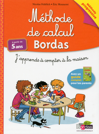 METHODE DE CALCUL A PARTIR DE 5 ANS - J'APPRENDS ACOMPTER