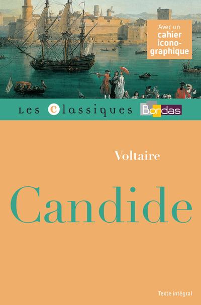 CLASSIQUES BORDAS - CANDIDE - VOLTAIRE