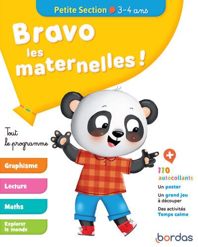 BRAVO LES MATERNELLES - TOUT LE PROGRAMME - PETITESECTION