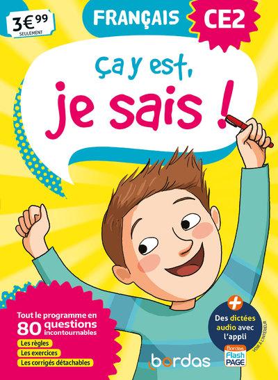 CA Y EST, JE SAIS ! FRANCAIS CE2
