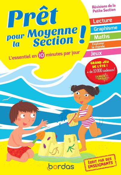 PRET POUR LA MOYENNE SECTION ! - L'ESSENTIEL EN 10MINUTES PAR JOUR