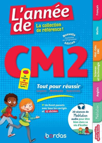 L'ANNEE DE CM2 TOUT POUR REUSSIR
