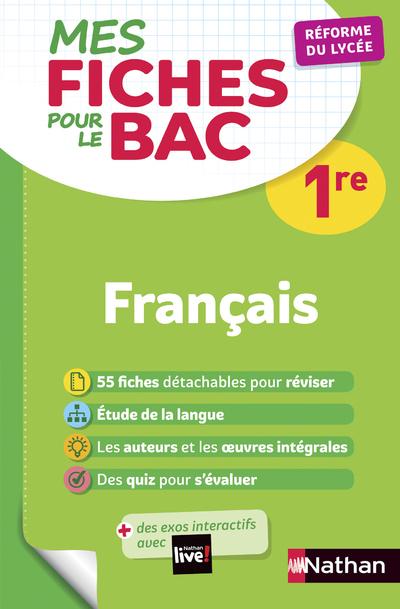 MES FICHES ABC POUR LE BAC FRANCAIS 1RE