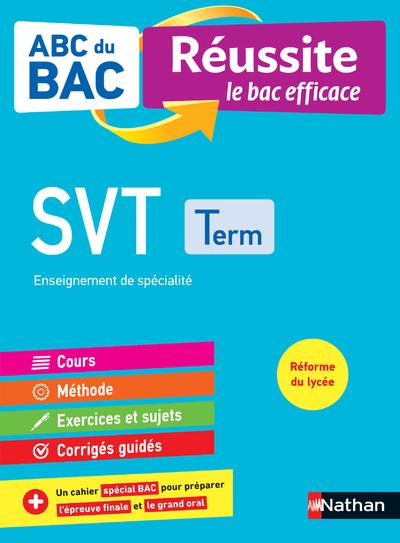 ABC REUSSITE SVT TERMINALE