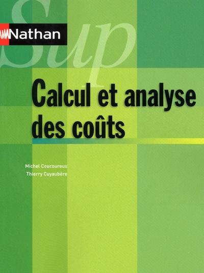 CONTROLE DE GESTION - CALCULS ET ANALYSE DES COUTSNATHAN SUP