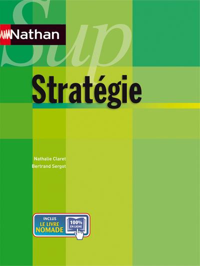 STRATEGIE NATHAN SUP 2012