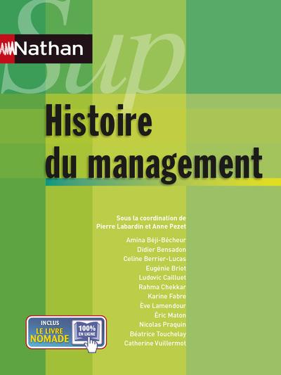 HISTOIRE DU MANAGEMENT  NATHAN SUP