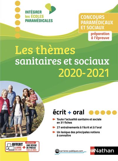 LES THEMES SANITAIRES ET SOCIAUX 2019/2020 - CONCOURS PARAMEDICAUX ET SOCIAUX - (IEPM) 2019