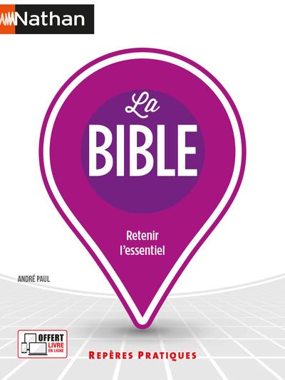 LA BIBLE - REPERES PRATIQUES - NUMERO 35 - 2021