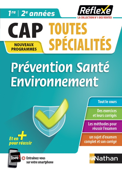 MEMO PREVENTION SANTE ENVIRONNEMENT - CAP - REFLEXE N°15 2021