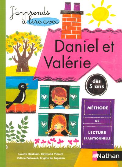 DANIEL ET VALERIE - METHODE DE LECTURE