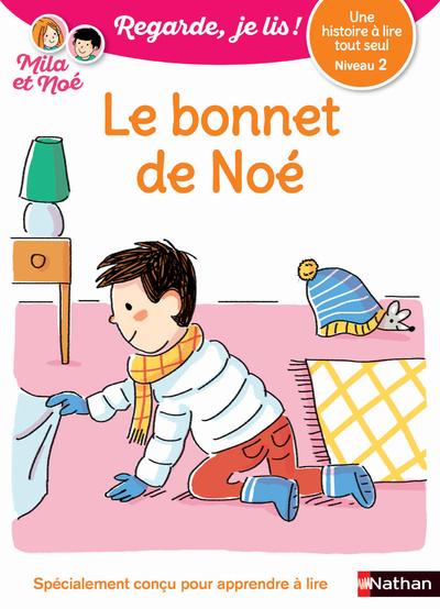 LE BONNET DE NOE - NIVEAU 2 - REGARDE, JE LIS !