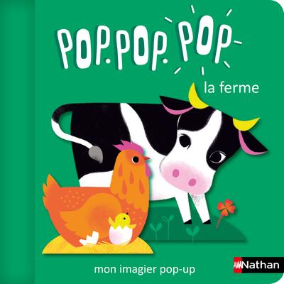 POP.POP.POP LA FERME - MON IMAGIER POP-UP