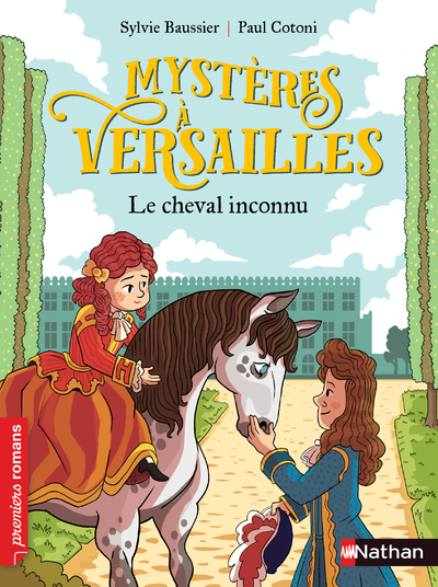 MYSTERES A VERSAILLES - LE CHEVAL INCONNU