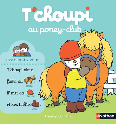 T'CHOUPI AU PONEY CLUB