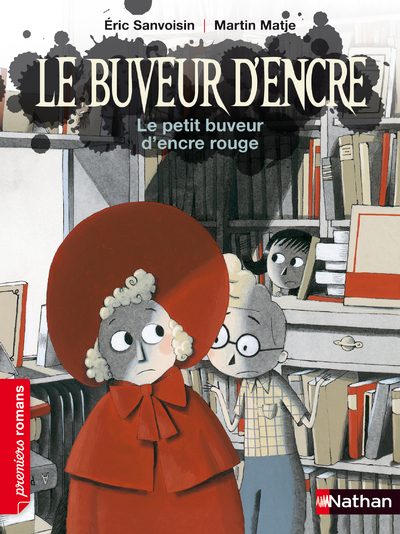 LE BUVEUR D'ENCRE: LE PETIT BUVEUR D'ENCRE ROUGE