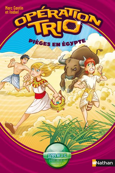 OPE TRIO T2 : PIEGE EN EGYPTE