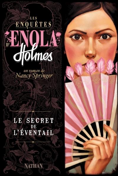 ENOLA T4 LE SECRET DE L'EVENTAIL
