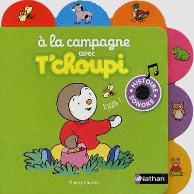 NUMERO 4 - A LA CAMPAGNE AVEC T'CHOUPI