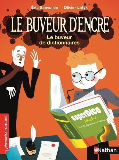 LE BUVEUR D'ENCRE: LE BUVEUR DE DICTIONNAIRES