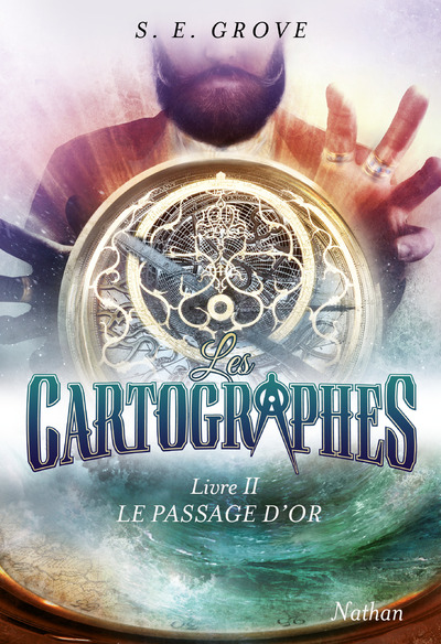 LES CARTOGRAPHES 2:LE PASSAGE D'OR-EPUB2
