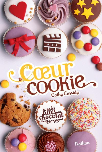 LES FILLES AU CHOCOLAT 6:  COEUR COOKIE