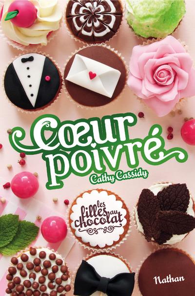 LES FILLES AU CHOCOLAT 5 3/4:COEUR POIVRE-EPUB2