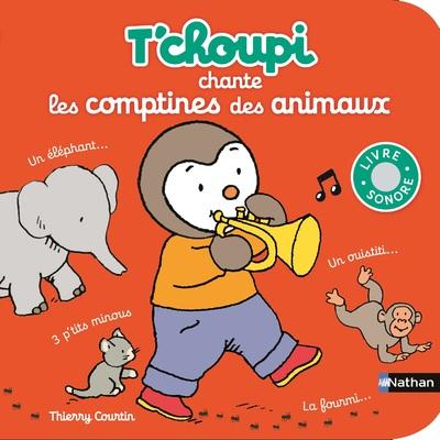 T'CHOUPI:CHANTE LES COMPTINES DES ANIMAUX