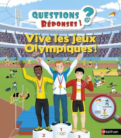 QUESTIONS/REPONSES VIVE LES JEUX OLYMPIQUES !