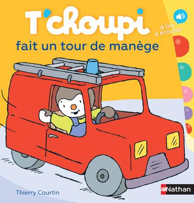 T'CHOUPI FAIT UN TOUR DE MANEGE