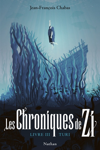 LES CHRONIQUES DE ZI - LIVRE III TURI