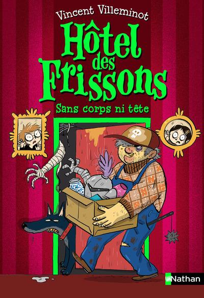 HOTEL DES FRISSONS - TOME 3