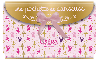 MA POCHETTE DE DANSEUSE DE L'OPERA DE PARIS