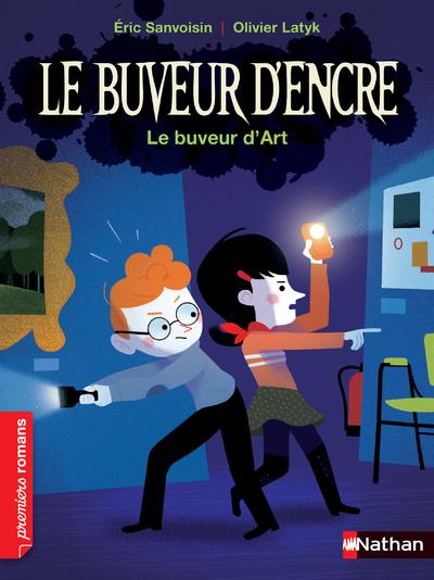 LE BUVEUR D'ENCRE : LE BUVEUR D'ART