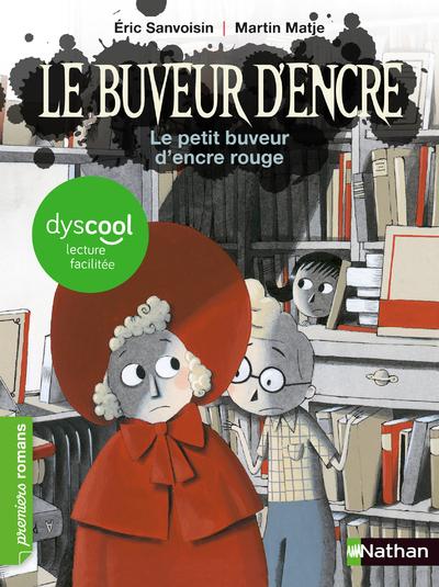 DYSCOOL - LE PETIT BUVEUR D'ENCRE ROUGE