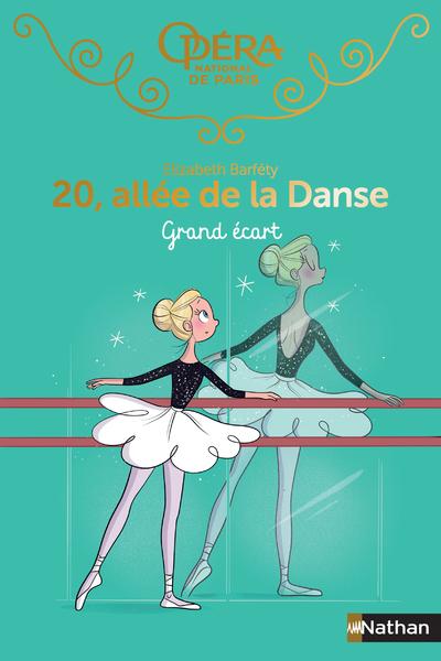 20, ALLEE DE LA DANSE - TOME 17 GRAND ECART