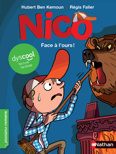 DYSCOOL - NICO : FACE A L'OURS !