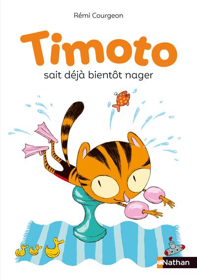 TIMOTO SAIT DEJA BIENTOT NAGER