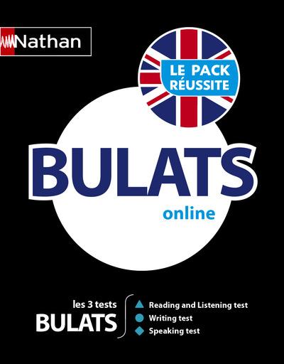 COFFRET BULATS - 1 LIVRE + 1 LIVRET + 5 CD AUDIO -2016