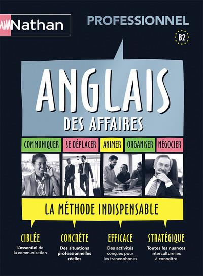COFFRET ANGLAIS DES AFFAIRES - PROFESSIONNEL B2 - VOIE EXPRESS (1 LIVRE+LIVRET+1 CD AUDIO) - 2018