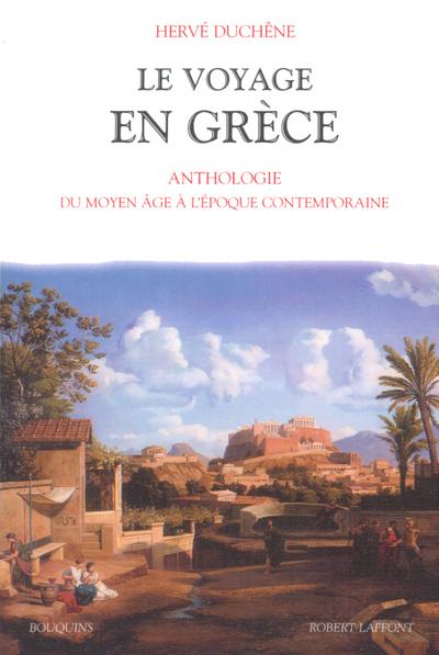 LE VOYAGE EN GRECE