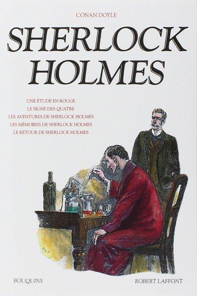 SHERLOCK HOLMES - TOME 1 - NE - BQ