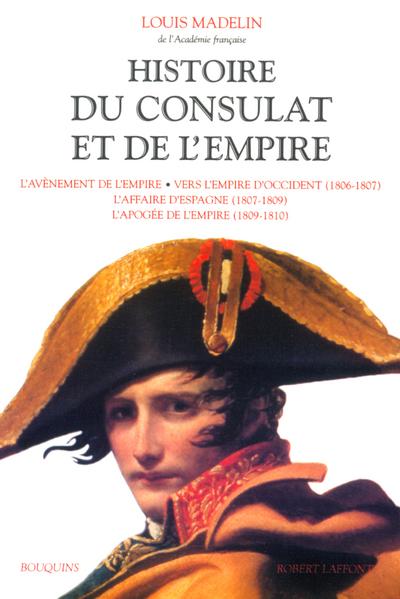 HISTOIRE DU CONSULAT ET DE L'EMPIRE - TOME 2