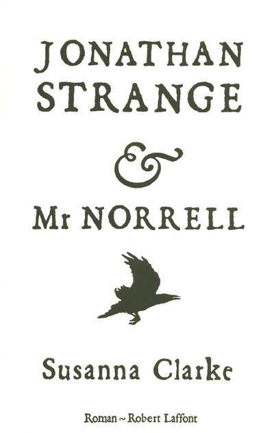 JONATHAN STRANGE & MR NORRELL - EDITION BLANCHE