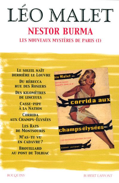 LEO MALET - NESTOR BURMA - TOME 2 - LES NOUVEAUX MYSTERES DE PARIS (I) - NOUVELLE EDITION