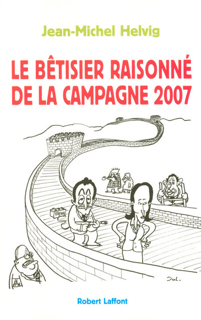 PETIT BETISIER RAISONNE DE LA CAMPAGNE 2007