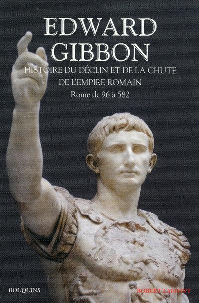 HISTOIRE DU DECLIN ET DE LA CHUTE DE L'EMPIRE ROMAIN - TOME 1 - NE